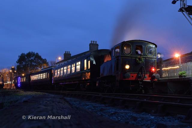 O&K 1 at Downpatrick, 16/12/18