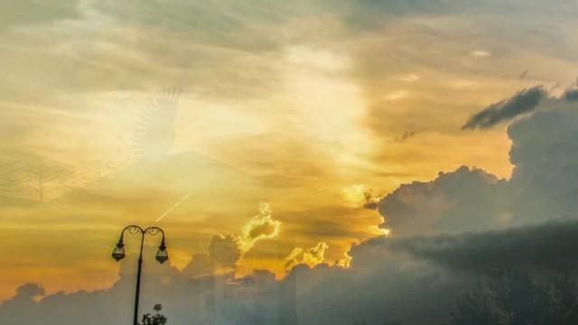 050212 - Nebraska Sunset Thunderheads (Part 3)