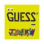 """〈ゲス×ジェイ バルヴィン〉 コレクション!! レゲトン第二世代のカリスマとして、ラテンミュージック界を席巻するグラミー賞受賞の世界的アーティスト、「J Balvin(ジェイ バルヴィン)」とGUESS(ゲス)のコラボレーションコレクションの登場!J.バルヴィンのトップチャート・アルバム「VIBRAS(ヴィブラス)」にインスパイアされた""""GUESS Vibras""""コレクションは、J.バルヴィンの個人的なスタイルや、レッド・イエロー・グリーンといったラスタカラーを用いた元気なカラーリング、冒険的な姿勢などが"""