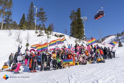 Ruka Ski Pride Parade 2019 | by HendrikMorkel
