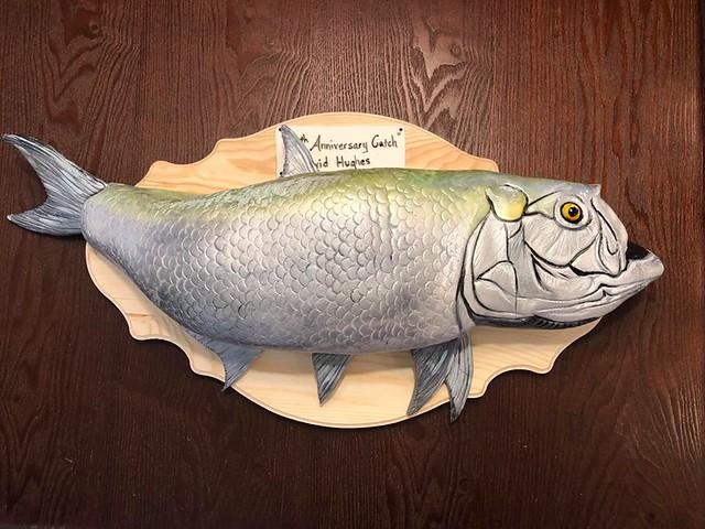 Fish Cake from Treats by Taryn