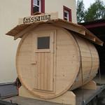 Fasssauna für Familie in Berlin