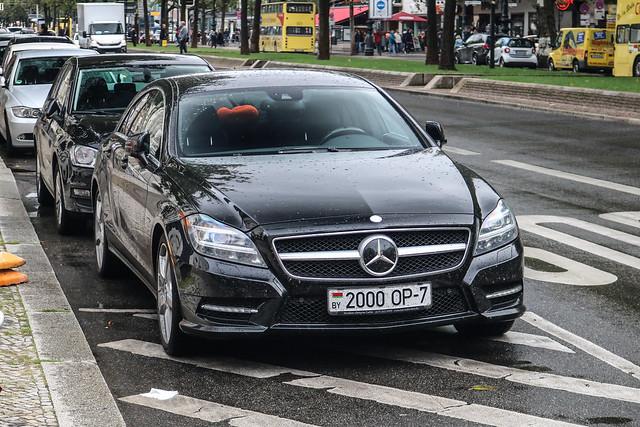 Belarus (Minsk) - Mercedes-Benz CLS-Class C218