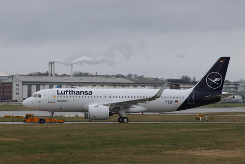 A320neo Lufthansa D-AINR   by XFW-Spotter