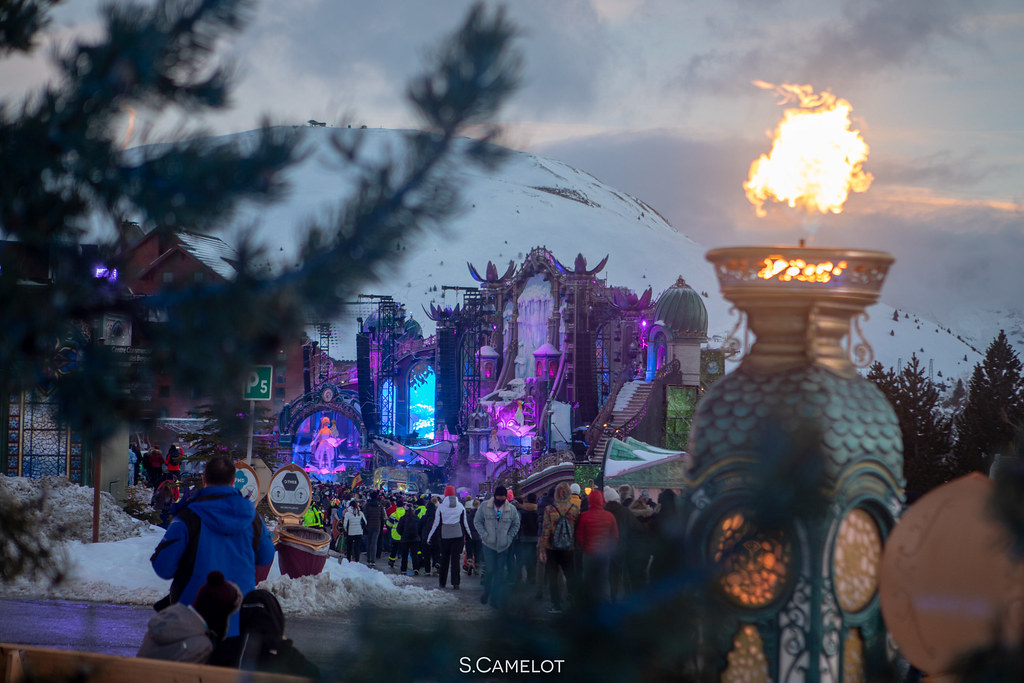Tomorrowland Winter 2019 - Show | S Camelot | Flickr