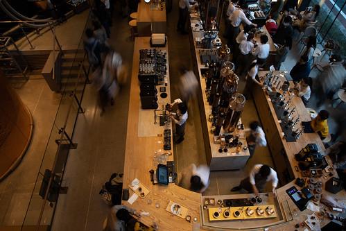 STARBUCKS RESERVE® ROASTERY TOKYO | by Norio.NAKAYAMA