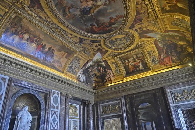 2019.01.24.087 VERSAILLES le château - Salon de Vénus