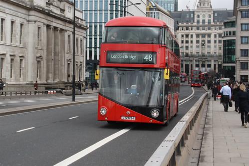 Arriva London LT234 LTZ1234