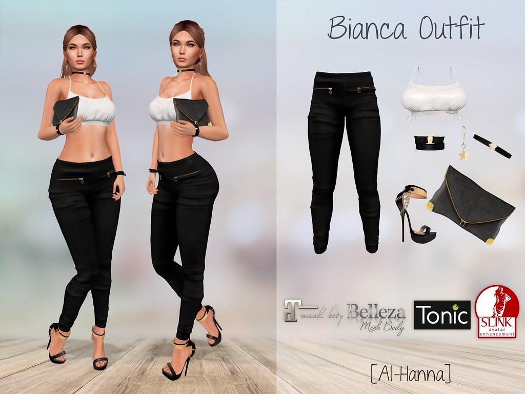 [Al-Hanna] Bianca Outfit - TeleportHub.com Live!