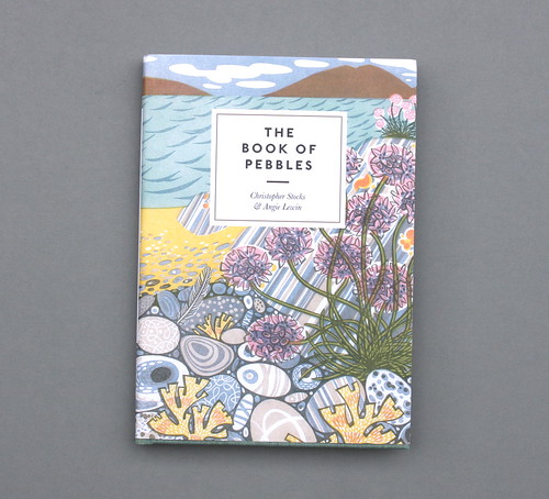 Cover_The Book of Pebbles, Random Spectacular, Christopher Stocks with illustrations by Angie Lewin