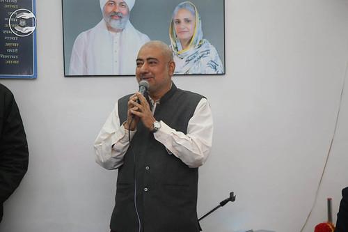 Deepak Bishit expresses his views