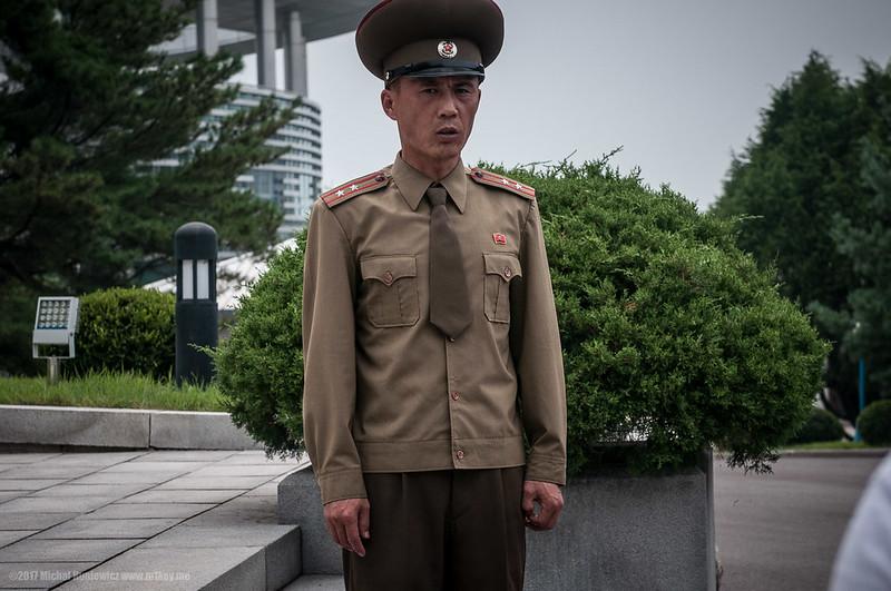 Norh Korean Soldier