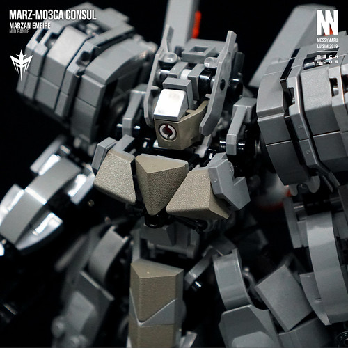 MARZ-M03CA Consul | by Messymaru