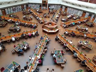 reading room   by BryanAlexander