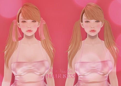HAIR 8235   by ℙɪɴᴋ ℍᴜsтʟᴇʀ♥ℙɪɴᴋℒɪᴏɴ