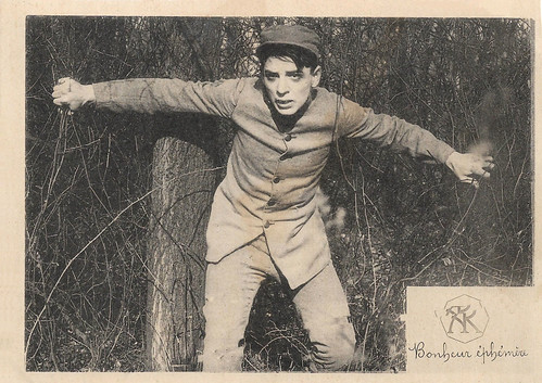 Charles Arling in Short-Lived Happyness (1911)