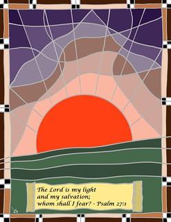 Psalm 27   by traqair57