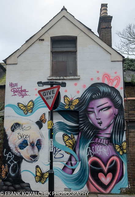 Street Art in Croyden