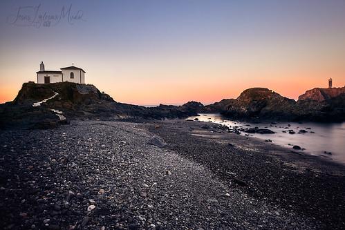 spain españa galicia valdoviño ferrolterra virxedoporto coast costa calm tranquilidad sunset puestadesol