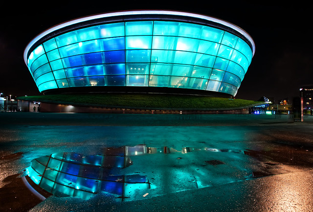 Reflections of the Hydro