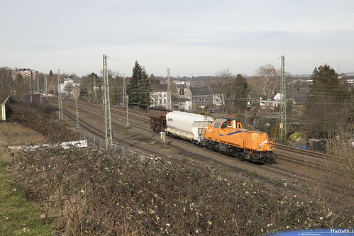 261 301 North Rail . 50976 . Eschweiler Hbf . 13.02.19.