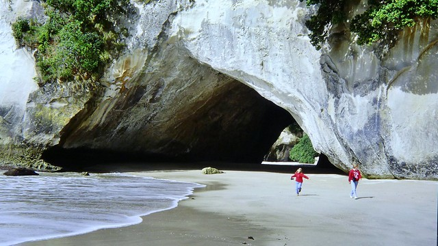 Cathedral Cove, Neuseeland