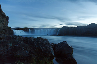 Iceland 33 - Goðafoss at Night | by stefpreis