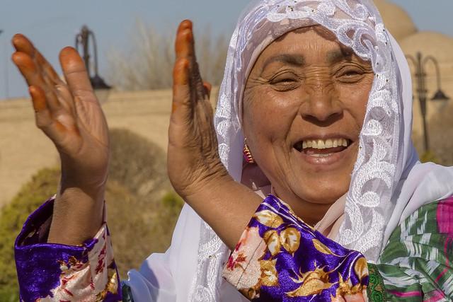 Uzbeka.