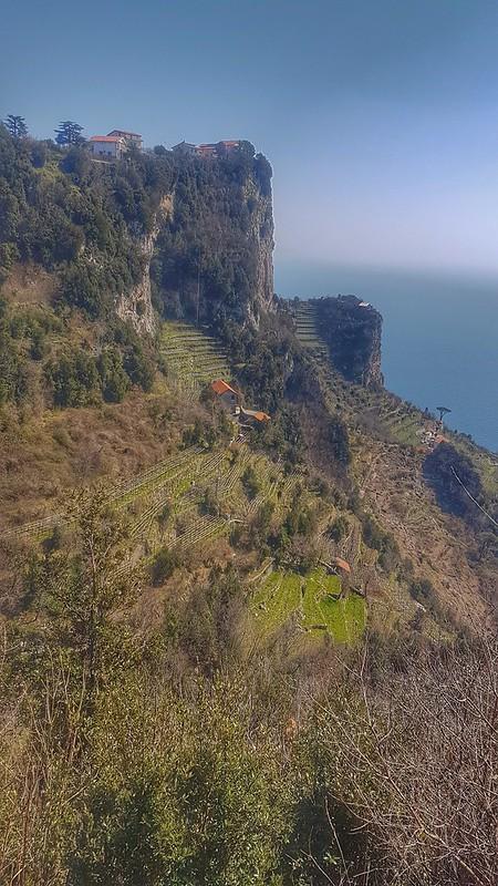 Sentiero Degli Dei on the Amalfi Coast