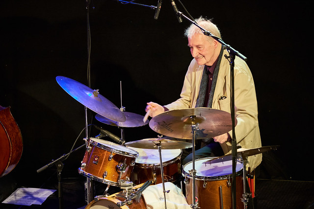 John Engels - drums