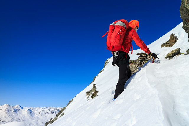 Dalla Roccia alla Neve