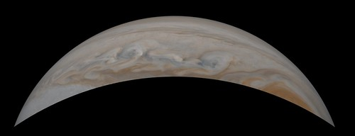 Great Red Spot and South Equatorial Belt - Juno Perijove 18 | by jccwrt