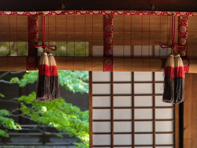 Temple screens