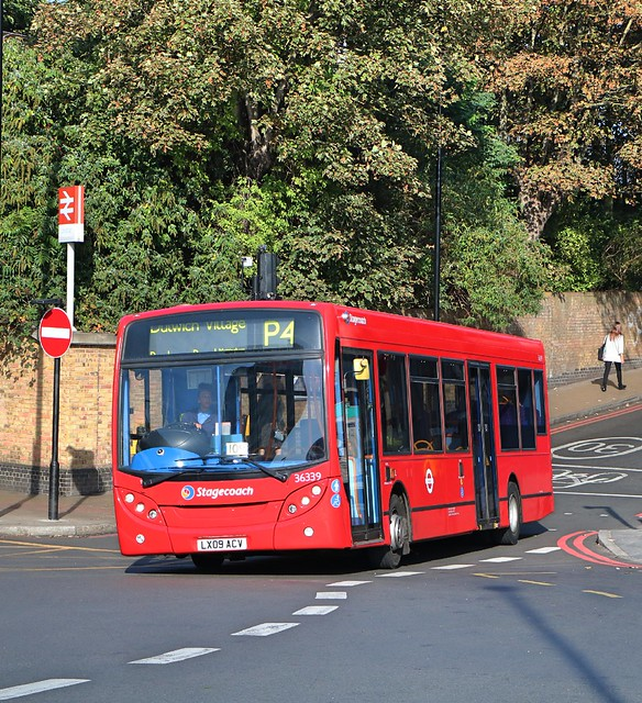 Stagecoach London - 36339 - LX09ACV