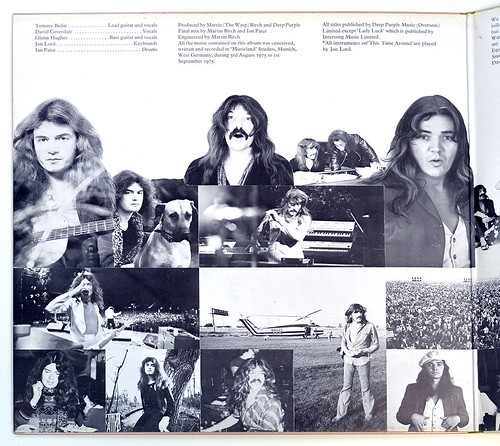 A0693 DEEP PURPLE Come Taste The Band | by vinylmeister
