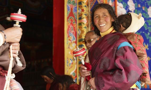Visiting Yarchen Gar, Tibet 2018