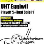 Herren l - TSV Unihockey Deitingen, Saison 2018/19, Playoff 1/2-Final, Spiel 1