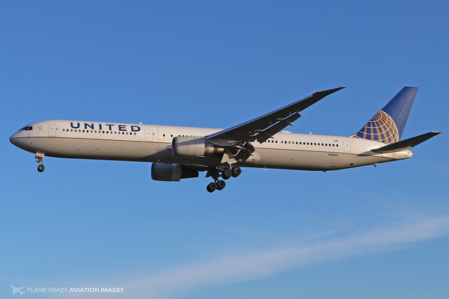 N68061  -  Boeing 767-424(ER)  -  United Airlines  -  LHR/EGLL 11-2-19