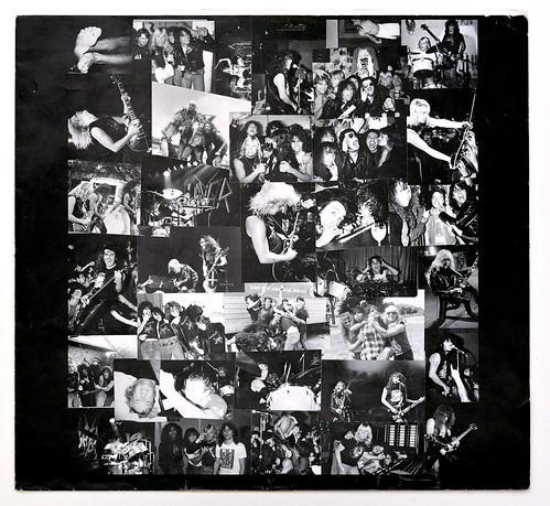 A0290 SLAYER - Hell Awaits (   by vinylmeister