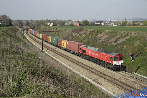 PB 03 Crossrail . Z 41531 . Berneau . 10.04.19.