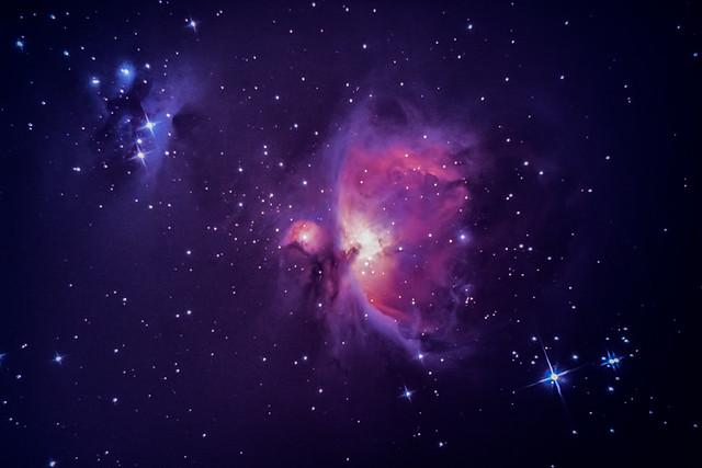 M42 - Grande Nébuleuse d'Orion