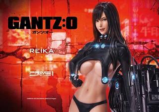Prime 1 Studio《殺戮都市 GANTZ:O》Premium Masterline 下平玲花 1/4比例雕像(プレミアムマスターライン レイカ スタチュー)