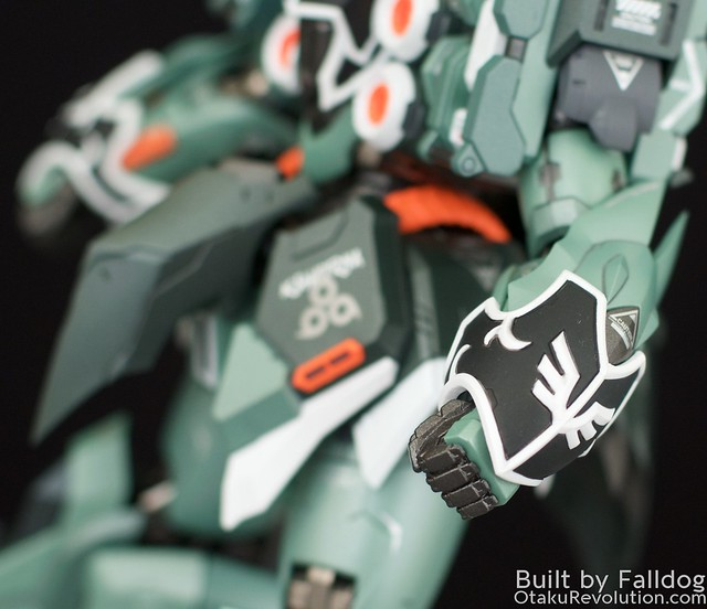 Steel Legend Metal Build Kshatriya 20