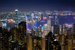 Hong Kong Nights | by Chris DeNamur