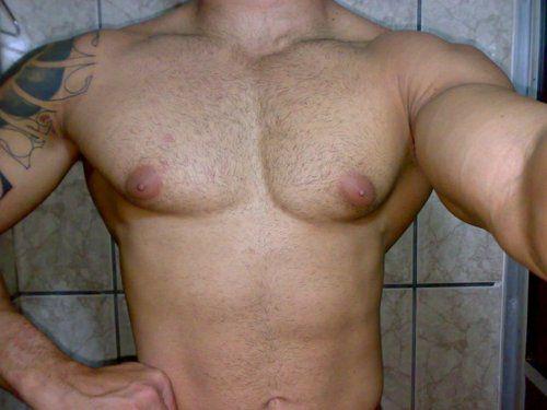 Nipple forum puffy Piercing Experiences: