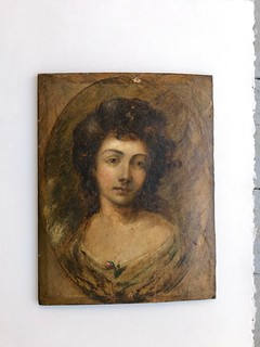 oil sketch by Thomas Gainsborough