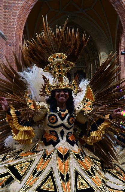 Landshut - Carnival Dancer