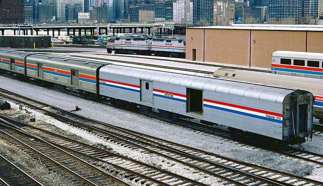 Amtrak Baggage 1139