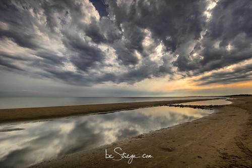 Spiaggia della Brussa, tra Caorle e Bibione