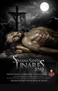 Cartel de la Semana Santa Linares 2019   by Semana Santa de Linares - Apartado fotográfico